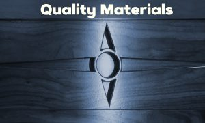 Quality materials used for bespoke kitchen, bathroom and bedroom cabinets.