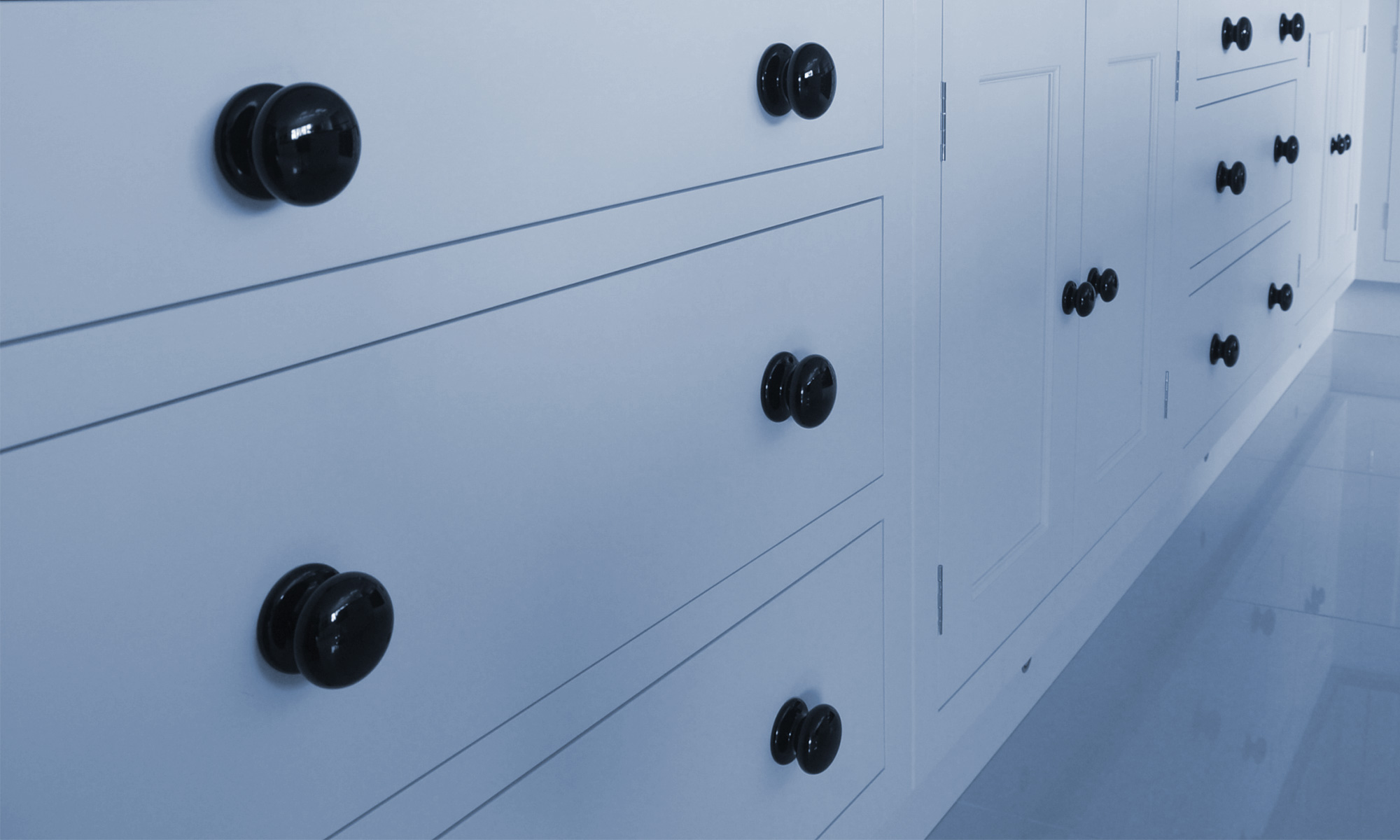 wooden knobs and bespoke furniture