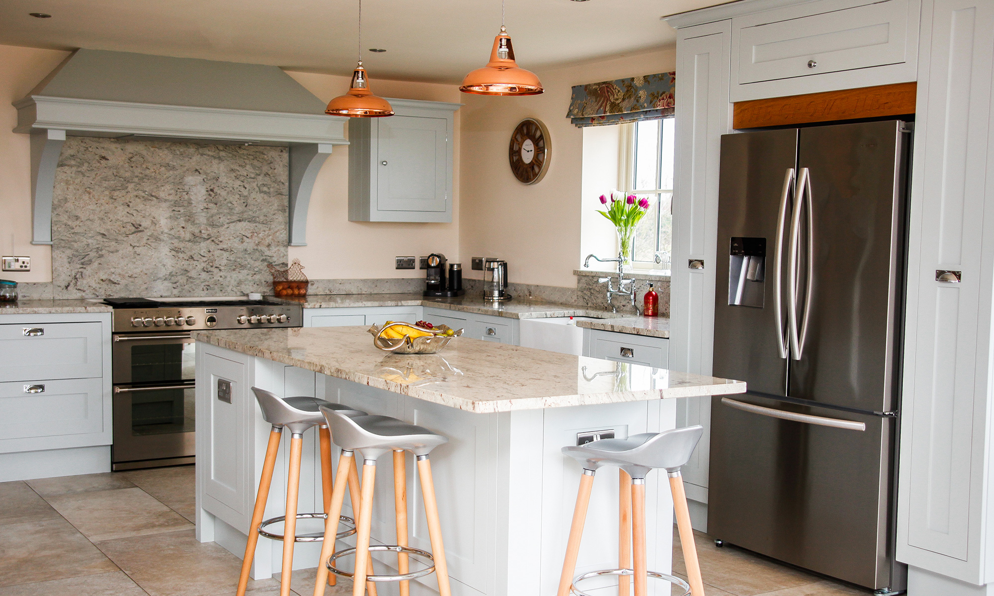 Handmade Kitchens Nottinghamshire