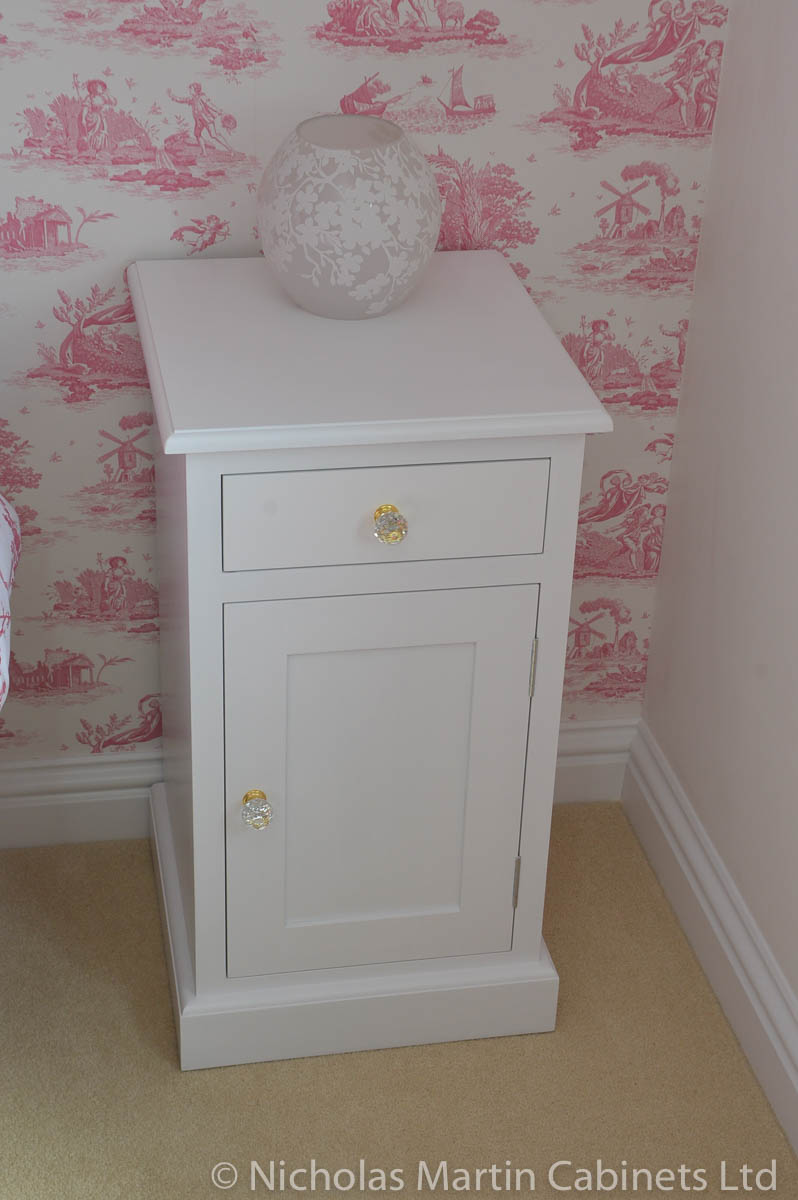 Nicholas Martin Cabinets Bespoke Bedroom-A