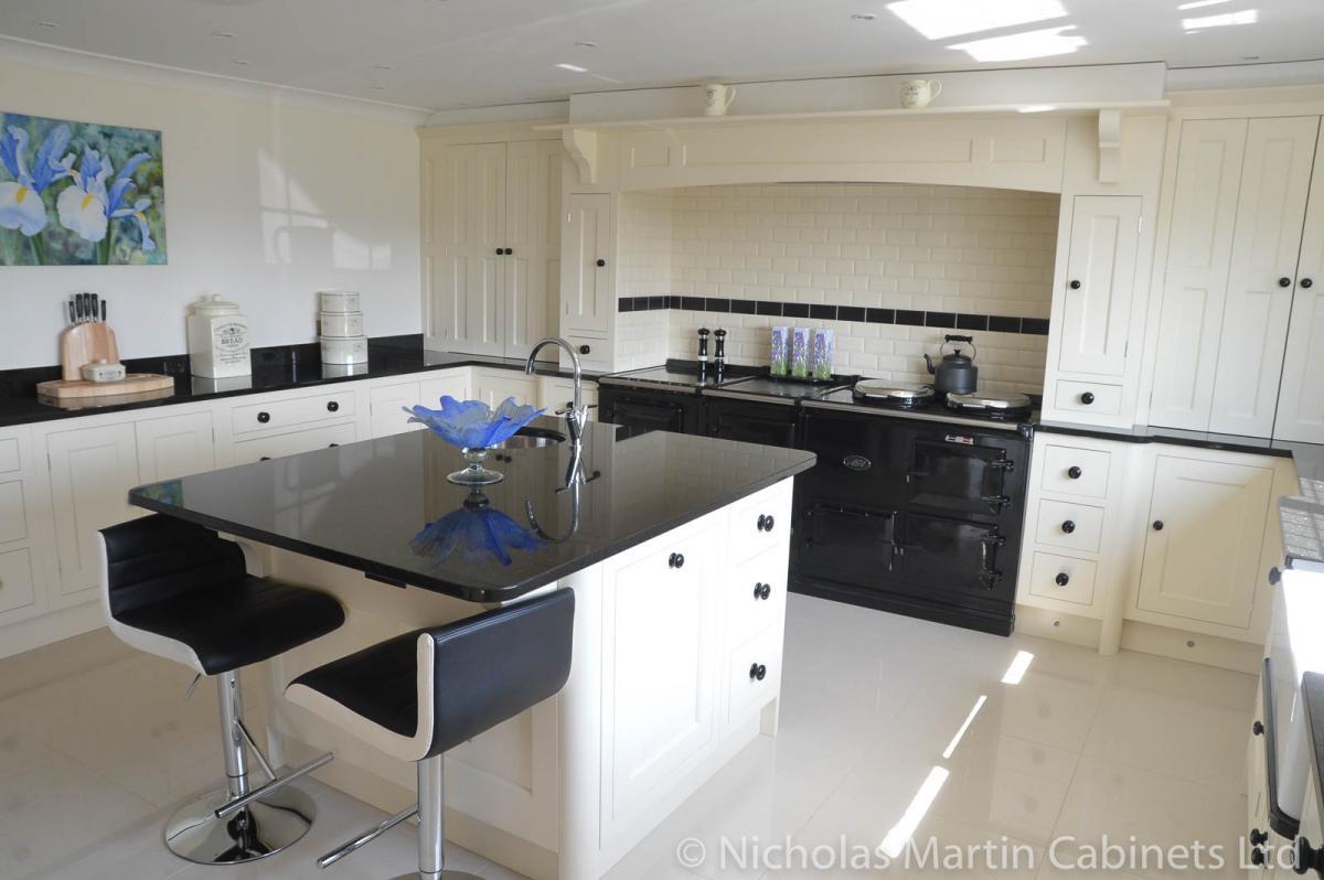 Nicholas Martin Cabinets Bespoke Kitchens-5