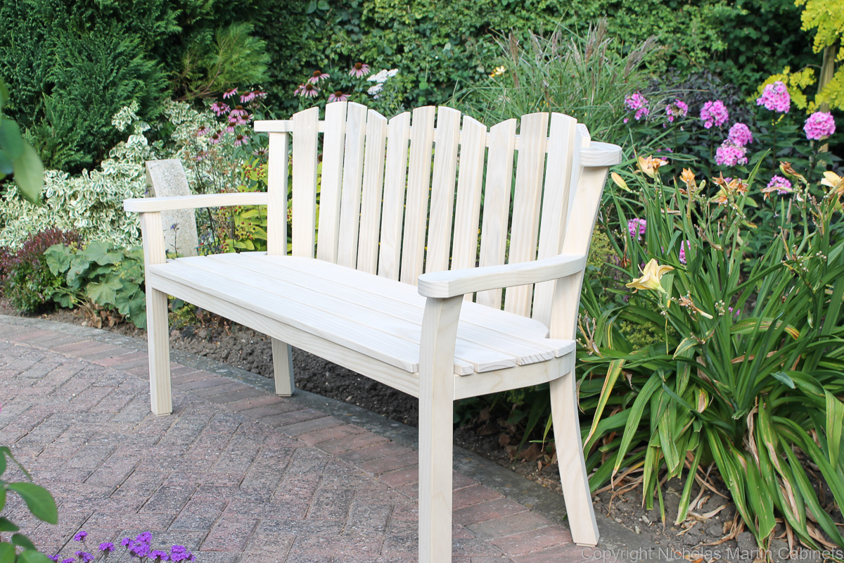 Nottinghamshire Bespoke Garden Furniture