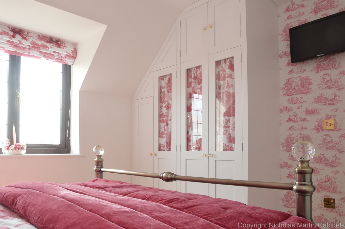 Nottinghamshire Bespoke Bedroom