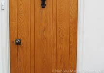 Traditional External Door